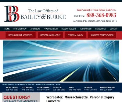 The Law Offices of Bailey & Burke