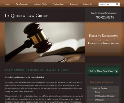 La Quinta Law Group