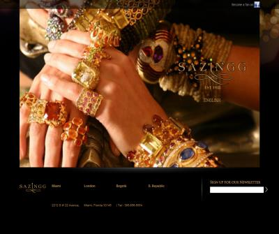 Sazingg Jewelry in Miami