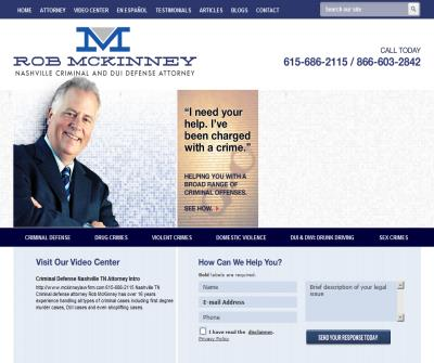 Rob McKinney, Attorney at Law