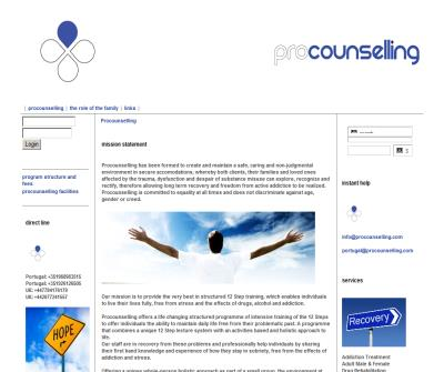 professional counselling for addiction recovery