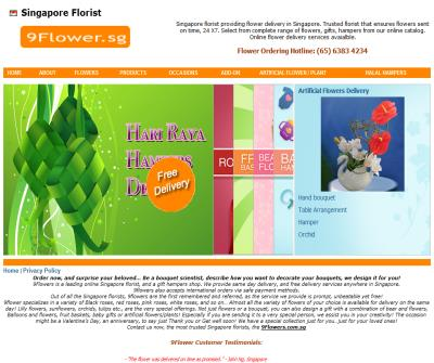 Florist in Singapore Flower Delivery Buy Flowers Online