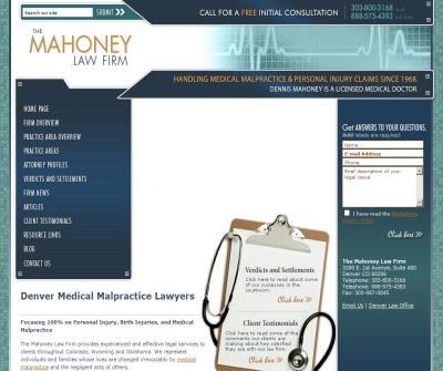 The Mahoney Law Firm