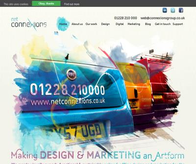 Best graphic design cumbria