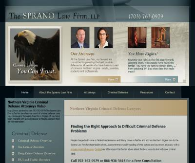 The Sprano Law Firm