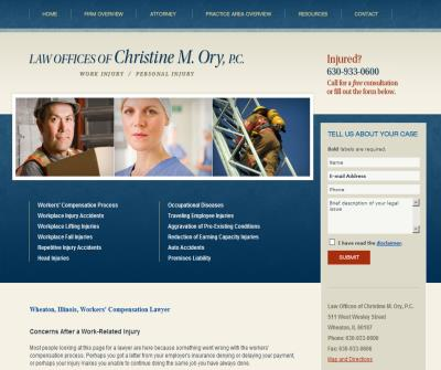 Law Offices of Christine M. Ory, P.C.