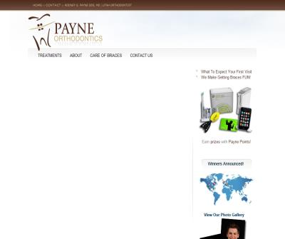 Payne Orthodontics- South Jordan & Saratoga Springs Utah