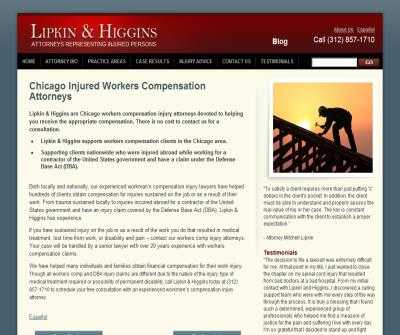 Chicago workers compensation attorney