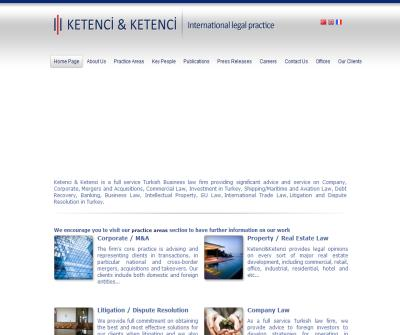 Ketenci Law Office In Turkey