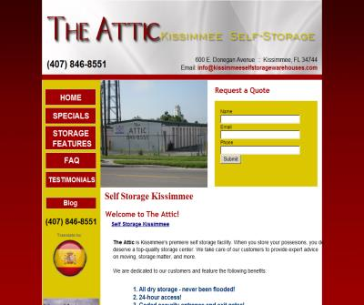 Self Storage Facility in Kissimmee