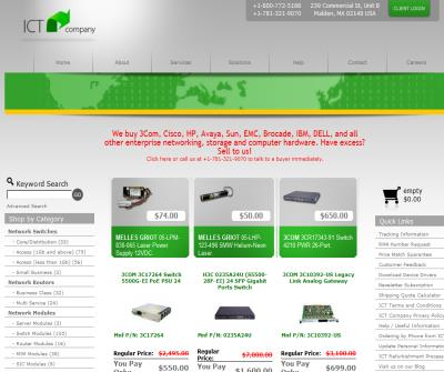 Networking equipment, 3Com networking, Switches, Routers, Modems, IP telephony, Nortel