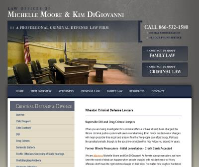 Law Offices of Michelle Moore & Kim DiGiovanni