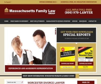 The Massachusetts Family Law Group - Worcester