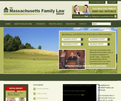 The Massachusetts Family Law Group - Springfield