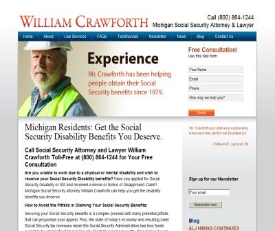 Michigan Social Security Attorney