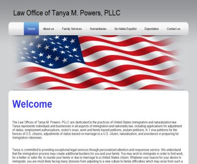 Law Office of Tanya M Powers, PLLC