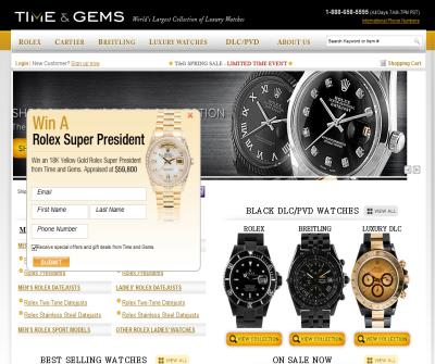 TimeandGems.com - Rolex Watches