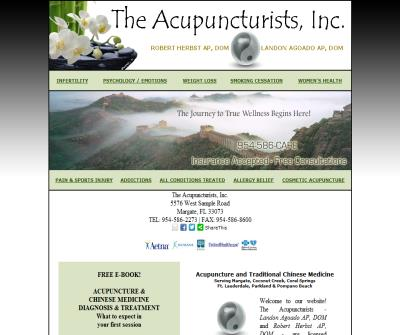 The Acupuncturists, Inc.