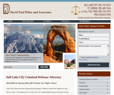 David Paul White Attorney at L