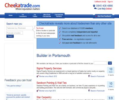 Portsmouth builders