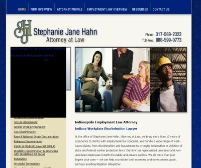 Stephanie Jane Hahn Attorney at Law