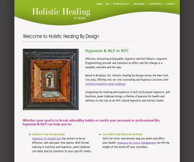 Holistic Healing By Design