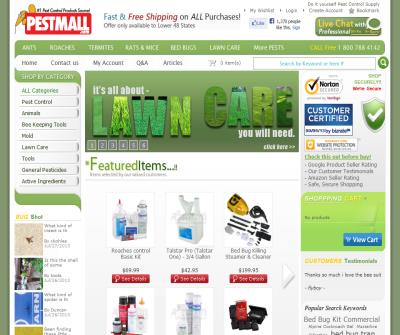 Pest Control Products | Do It Yourself Commercial Pest Supplies
