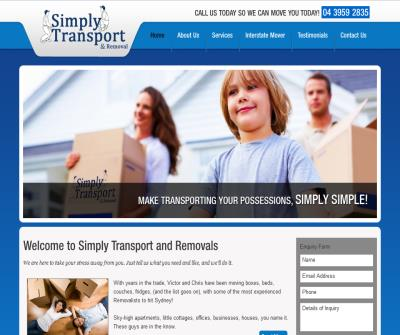 Furniture Removalist Sydney