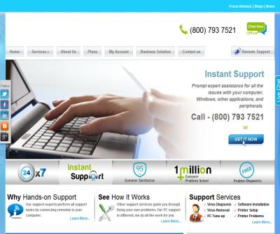 Online PC Support – Computer Support – Technical Support – Tech Support