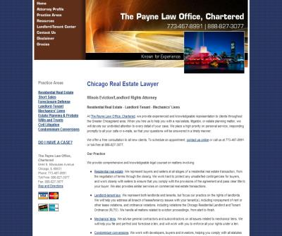 The Payne Law Office, Chartered