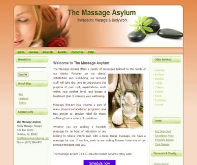 The Massage Asylum in Phoenix