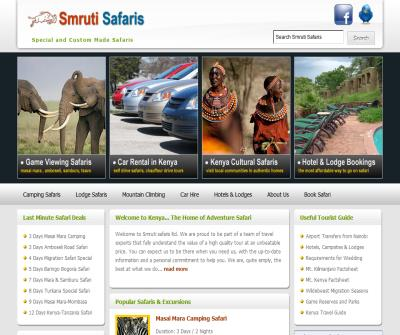 Smruti Safaris Ltd