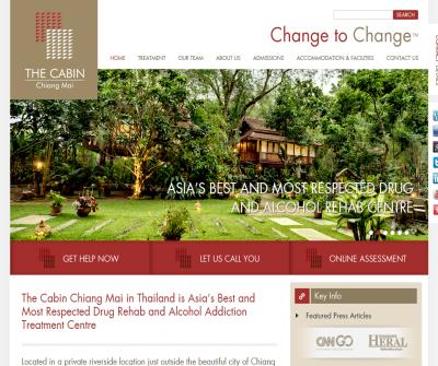 The Cabin: Drug & Alcohol Addiction Rehab Centre in Thailand