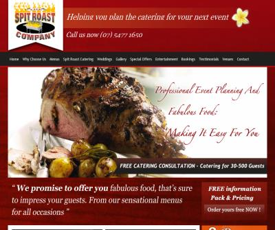 Caterers Sunshine Coast