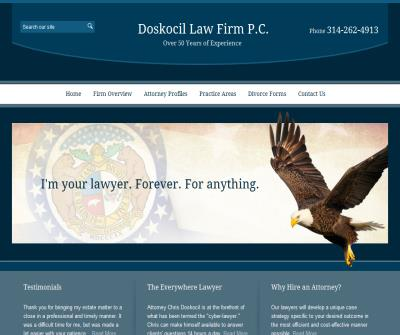 The Doskocil Law Firm P.C.