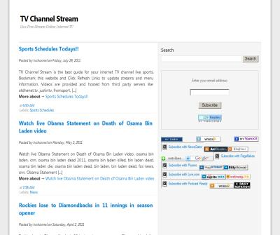 Tvchannelstream
