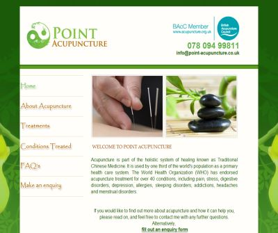 Point Acupuncture