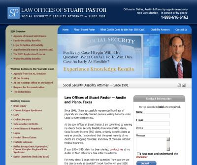 Law Offices of Stuart Pastor