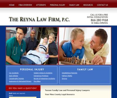 The Reyna Law Firm, P.C.
