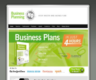 Free Business Plan