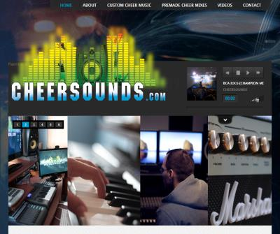 CheerSounds Custom and Premade Cheer and Dance Music