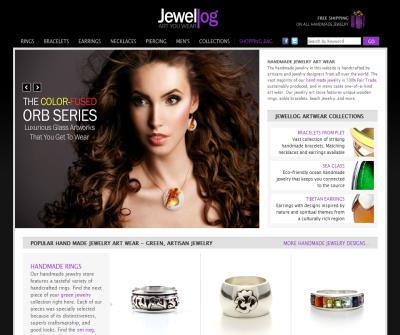 Jewellog - Handmade Jewelry Art Wear