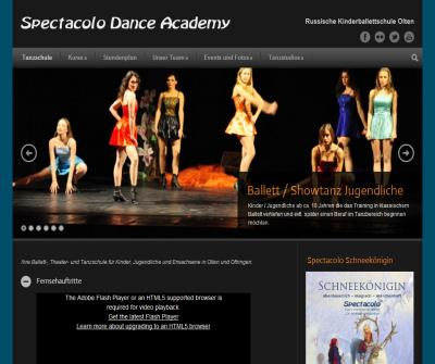 Spectacolo Dance Academy