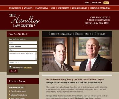 The Handley Law Center