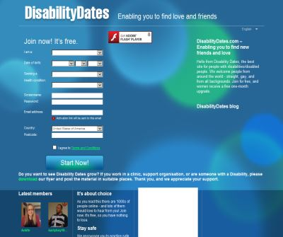 disabilitydates,com best site for dating and friendship