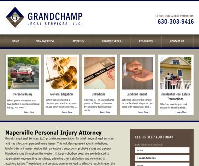 Grandchamp Legal Services, LLC