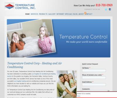 Los Angeles Heating And Air Conditioning