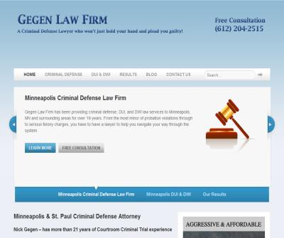 Minnesota Criminal Defense Attorney