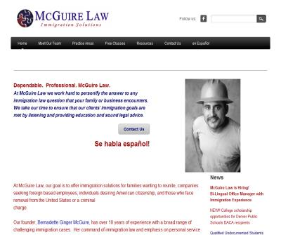 McGuire Law Firm, P.C.