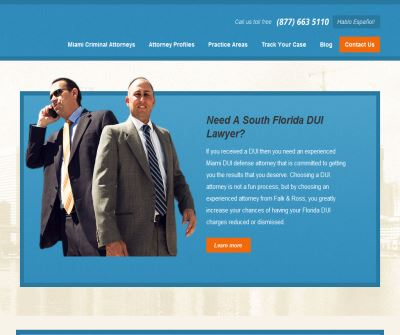 South Florida Criminal Defense Law Firm